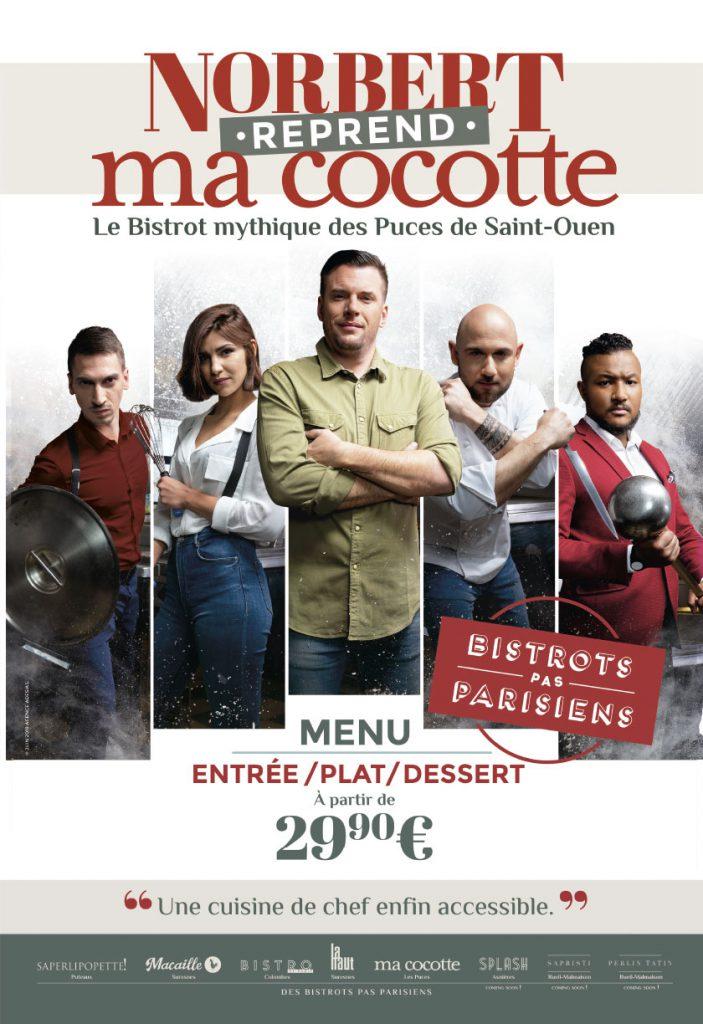Ma Cocotte – Campagne Abribus