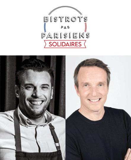 Bistrots Pas Parisiens Solidaires
