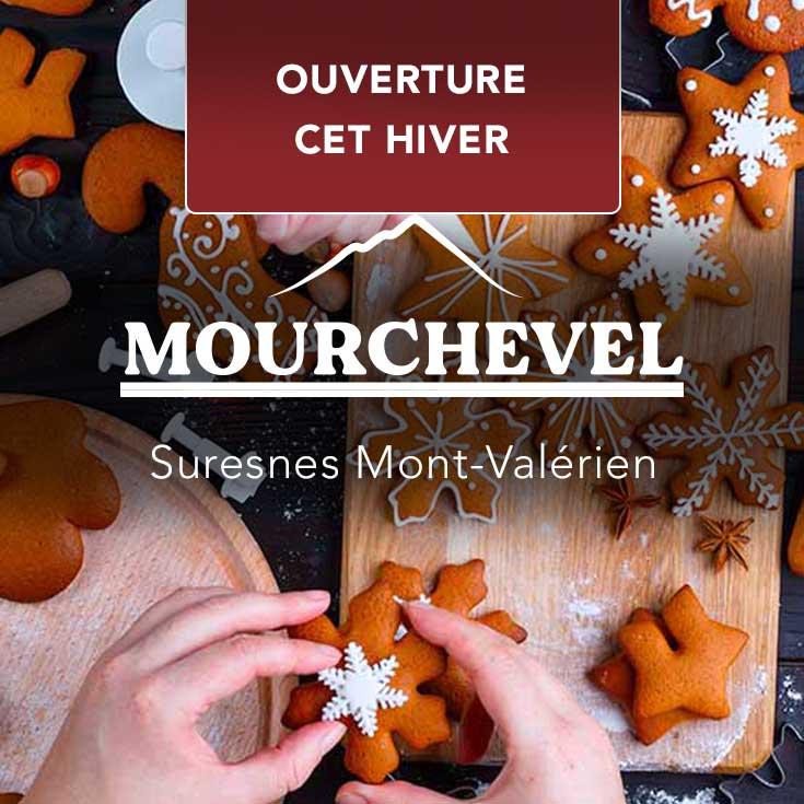 Réservez le Mourchevel