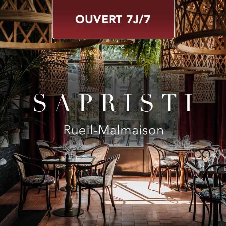Réservez le Sapristi