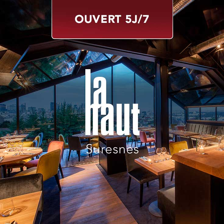 Réservez le LaHaut